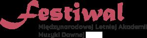 Logo Festiwal Napis Black